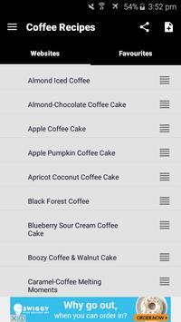 100+ Coffee Recipes screenshot 1