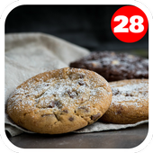 420+ Cookies & Biscuit Recipes icon