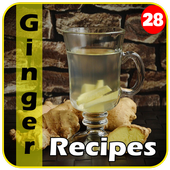 200+ Ginger Recipes icon