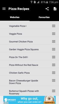 200+ Pizza Recipes screenshot 1