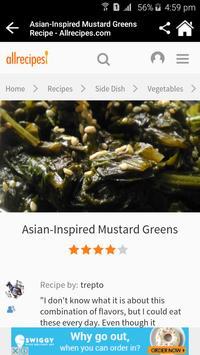 300+ Side Dish Recipes apk screenshot