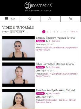 Makeup by BH! Video Tutorials screenshot 2