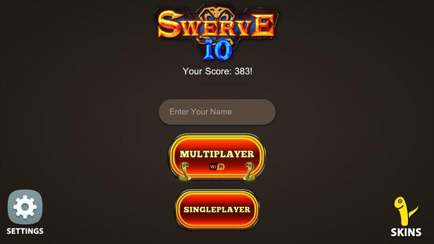 Swerve.io - Snake Crawl poster