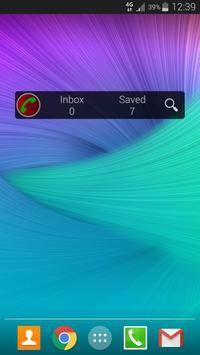 مسجّل المكالمات apk تصوير الشاشة