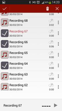 Voice Recorder apk screenshot