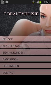 't Beautyhuisje poster