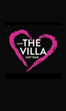 The Villa Antwerp poster