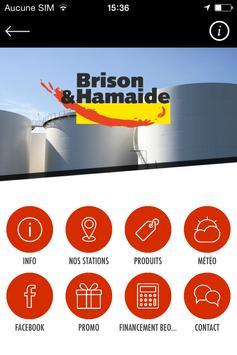 Brison & Hamaide poster