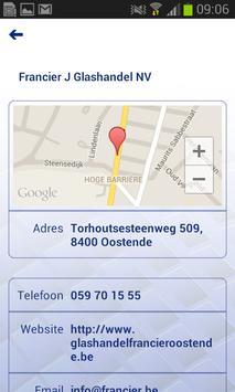 Francier J Glashandel apk screenshot