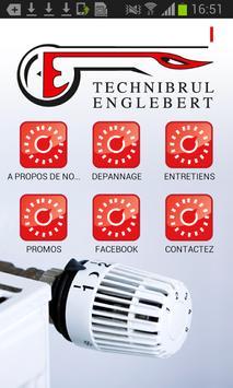 Technibrul Englebert poster
