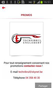 Technibrul Englebert apk screenshot