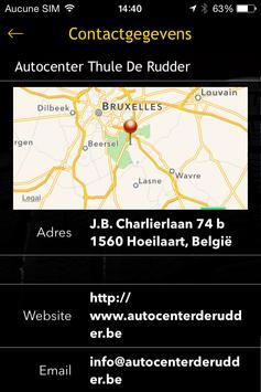 Autocenter De Rudder apk screenshot