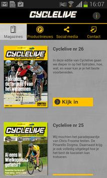 Cyclelive poster