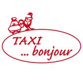 Taxi bonjour icon