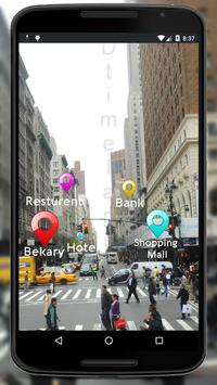 Places NearMe - AR View screenshot 1