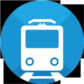 Train Seat Status Info >> Indian Rail Train Info icon