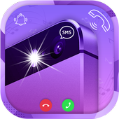 Color Flash Light Alert - Call & SMS icon