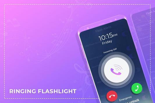 Color Flash Light Alert - Call & SMS screenshot 4
