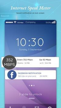 Internet Speed Fast 4G Meter screenshot 2
