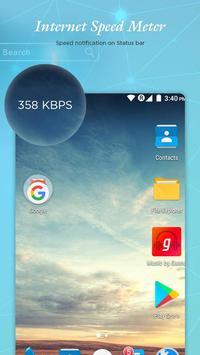 Internet Speed Fast 4G Meter screenshot 3