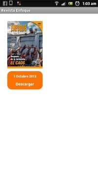 Revista Enfoque Monterrey apk screenshot