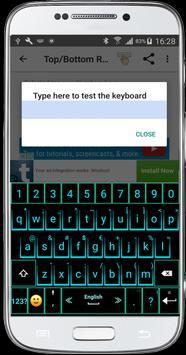 Huge Keyboard apk screenshot