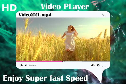 Fast Video Player screenshot 2