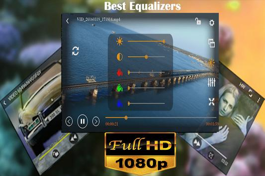 Mp4 Player apk screenshot
