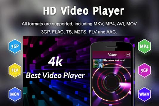 Mp4 Video Player poster