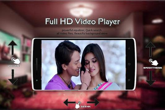 Mp4 Video Player screenshot 1