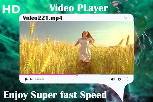 Mp4 Video Player apk screenshot