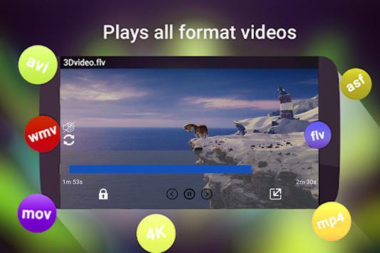 Mp4 Video Player screenshot 4