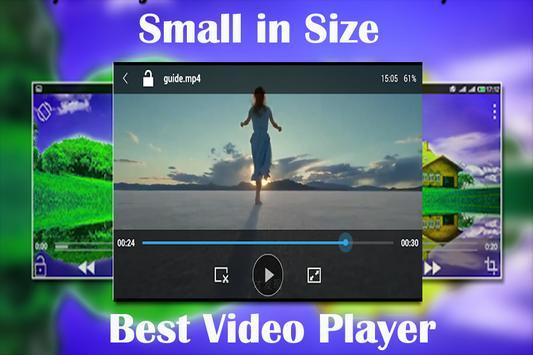 Mp4 Video Player screenshot 5