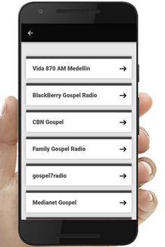 Catholic Music Radio Hope screenshot 1