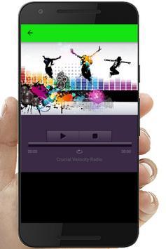 Rock fm radio music apk screenshot