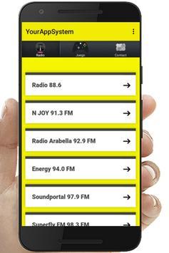 Am Fm Osterreich Radios poster