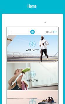 Benefit Wellness poster
