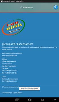 Radio Moroleón screenshot 4