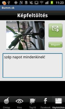 Bumm.sk apk screenshot