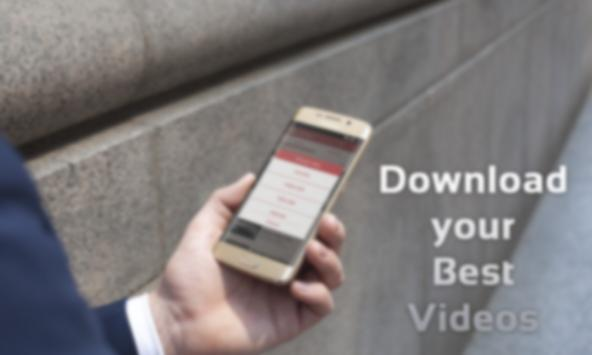 video downloader hd apk screenshot