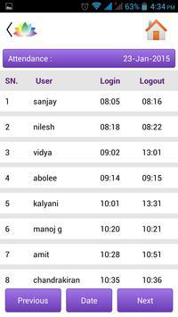 Indradhanu Task Manager screenshot 3
