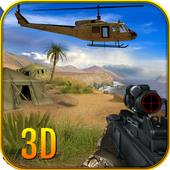 Commando Adventure Game 2018 : Jungle Shoot Hunter icon