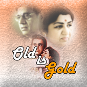 Old is gold icon