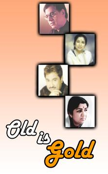 Old is gold poster