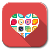 Free apps store icon