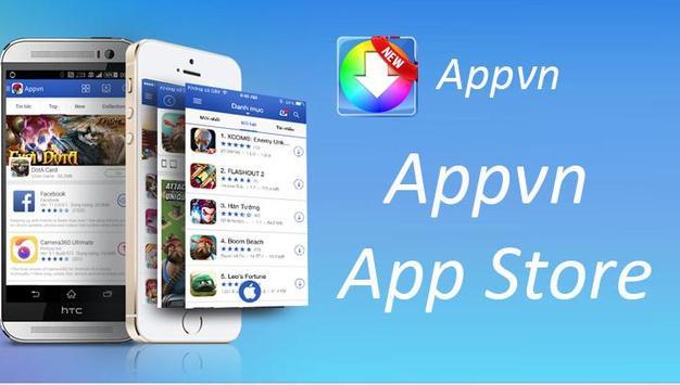app store - appvn poster