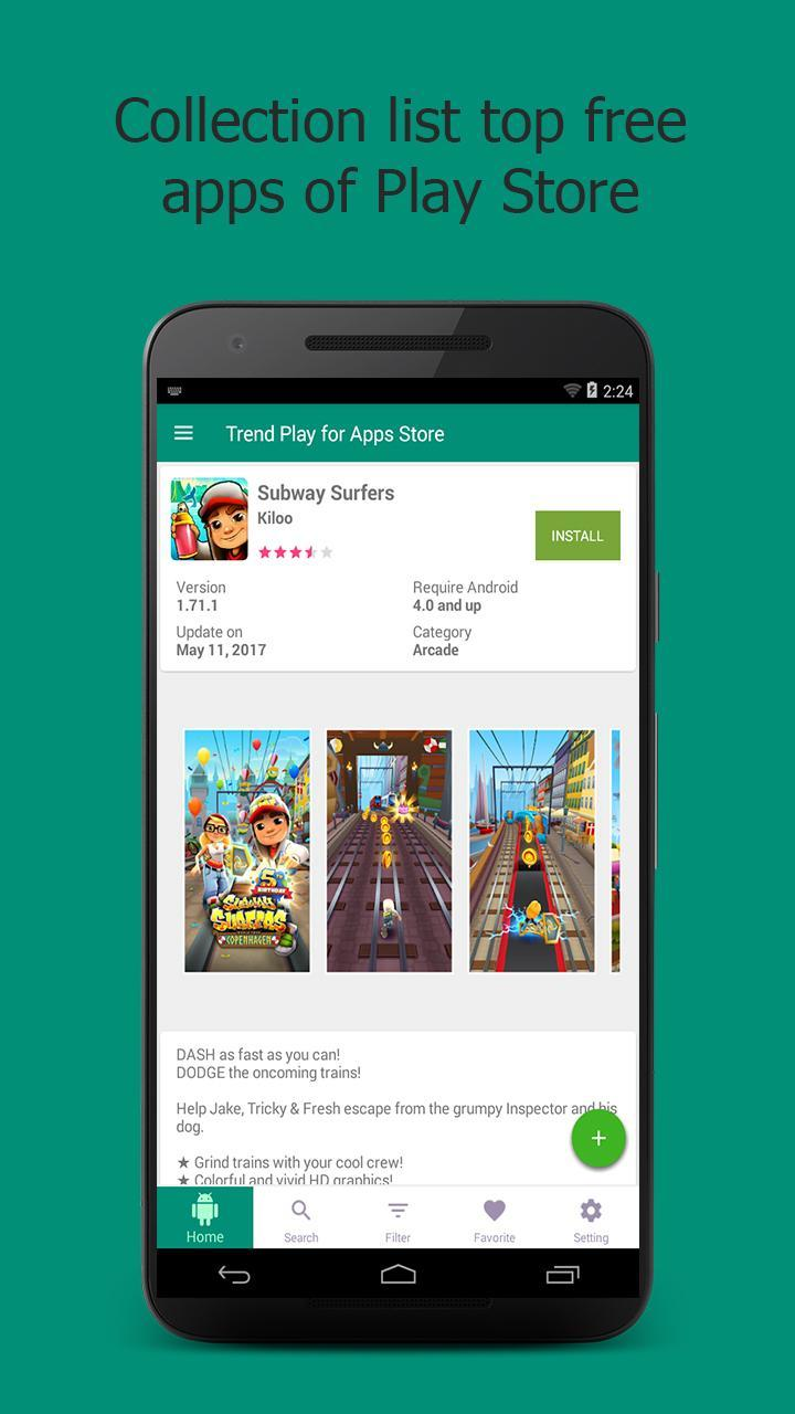 Top Installed Apps Play Store