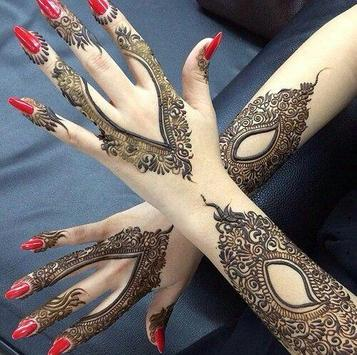 Best Mehndi Designs 2016 poster