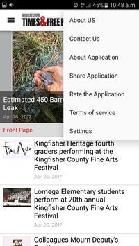KT&FP News, Kingfisher Press screenshot 3