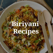 Biriyani Recipes icon